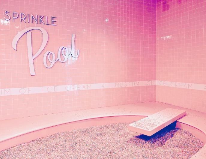 The Sprinkle Pool room